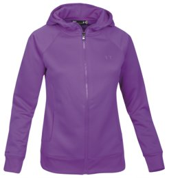 Under Armour Fleece Storm Zip Hoodie Damen