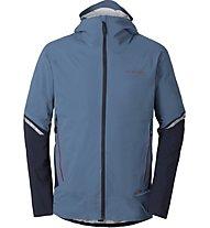 Vaude Mens Larice 2,5L Jacket Giacca Hardshell, Blue