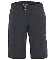 Vaude Women's Tamaro Shorts Damen MTB-Radhose, Black
