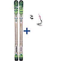 Völkl Amak ST Set: Ski+Bindung