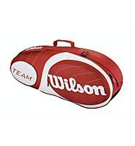 Wilson Team Red 3 Pack, Red