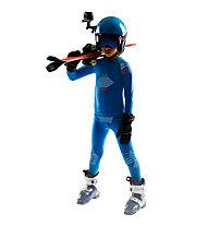 X-Bionic Pantalone lungo intimo bambino Junior Invent Pant Long, Blue Italy