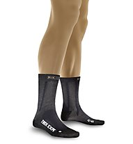 X-Socks Trekking Expedition Short Funktionssocken, Anthracite