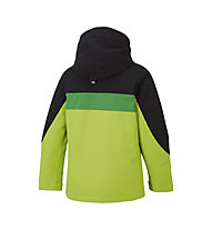 Ziener Giacca sci Afuro, Lime Green